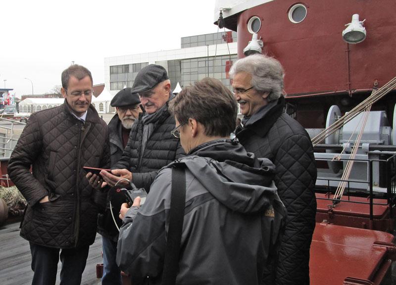 "Musealer Ausbau des Museumsschiffs FMS ""GERA"""