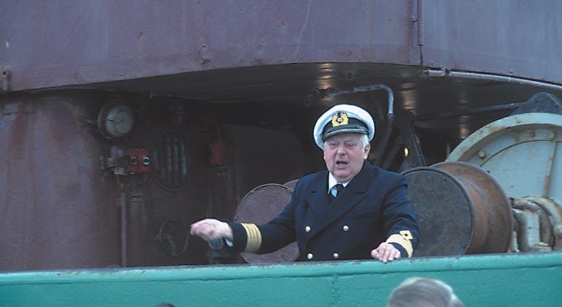 Der letzte Kapitän der 'GERA', Gerhard Hein