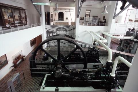 Maschinenhalle – Historisches Museum Bremerhaven