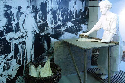 Reconstructed workplace – Historisches Museum Bremerhaven