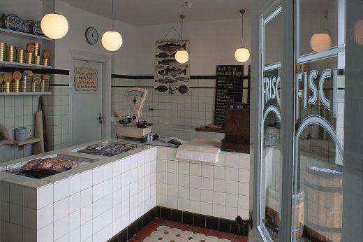 Fishmonger's shop – Historisches Museum Bremerhaven