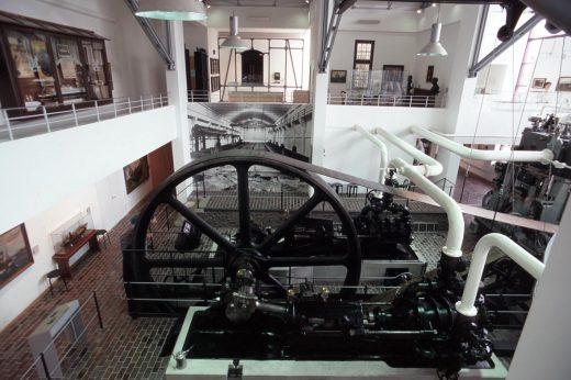 Refrigerating machine – Historisches Museum Bremerhaven
